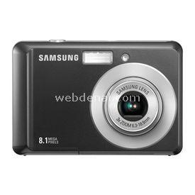 Samsung ES10 - 8.1 MP Dijital Fotoğraf Makinesi resim