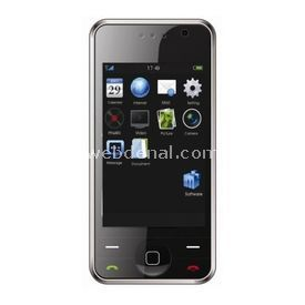 Digiphone DG67 Wifi, Çift Hat, TV 'li Cep telefonu resim