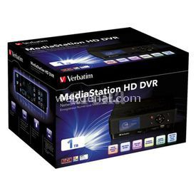 Verbatim MEDİASTATİON (47541), 1 TB HD MEDİA PLAYER resim