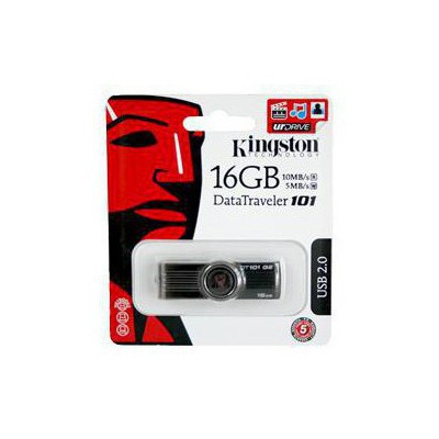 Kingston 16gb Flash Bellek (dt101g2/16gbz)