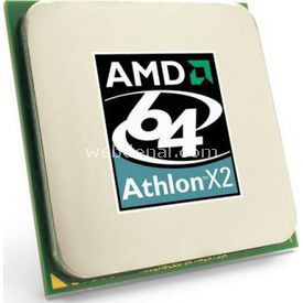 Amd ATHLON 64 X2 7550(2.5GHZ,1MB,95W,AM2+)BULK+FAN resim