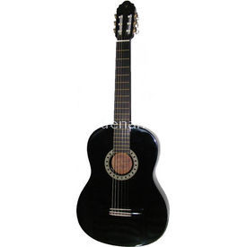 Valencia Cg 160-bk Klasik Gitar resim