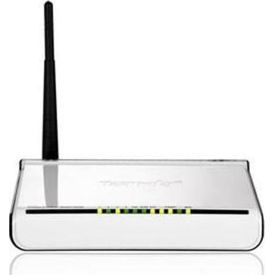 Tenda W150d 4port Wifi-n 150m Adsl2+modem