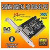 Resim: SIGMA DIG SIGMA-DIGITAL-HD PCI,Digital HD,DVB-S2,VIA Chipset TV Kartı