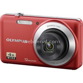 Olympus vg 110 12 mp 2 7 lcd ekran 4x optik zoom fotoğraf makinesi