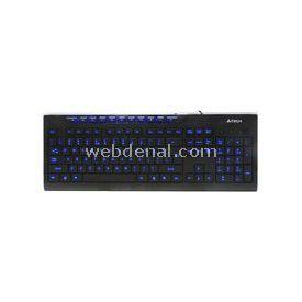 A4 Tech KD800L İŞİKLİ USB KLAVYE resim