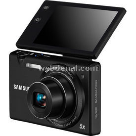 "Samsung Mv800 16.1mp 5x Optik 3.0"" Lcd Dijital Kompakt Siyah"