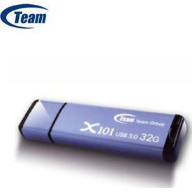 Team Tmux10132g 32gb Usb3.0 X101 120-70mb/s Flash Bellek