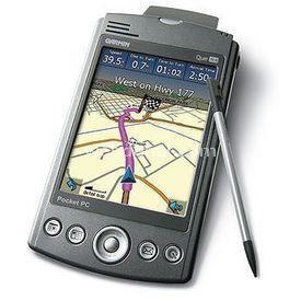 Garmin Ique M4, Türkiye Sokak Detay Haritası resim