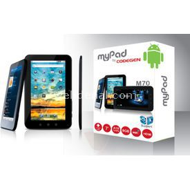 Codegen Tb 7  Mypad M70 8 Gb And4 Hdmi Kamera Wifi