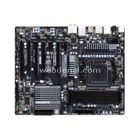 Gigabyte Ga-990fxa-ud3 Sc-am3+,amd 990fx/sb950,ses,lan,sata,ddr3 2000