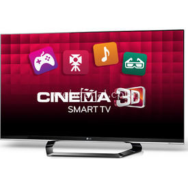 "Lg 42lm660s 42"" (107 Cm) Wifi 400hz Usb Movie Uydu Alıcılı Smart 3d Led Tv"