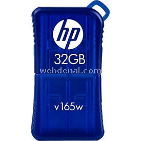 Hp V165w-32g 32gb,usb 2.0 Lacivert ,flash Bellek