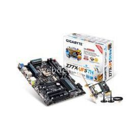 Gigabyte Ga-z77x-up5-th Sc-1155,z77,ses,lan,vga,dvi,hdmi,thunderbolt,ddr3 1600