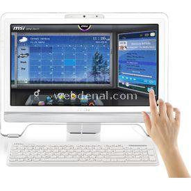 MSI Aio 20 Ae2081 G645 4g 500g Dos Beyaz resim