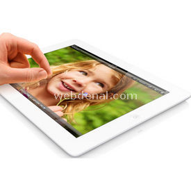 Apple Ipad 4 Retina A1458 16gb Wifi-beyaz (paralel Ithalat)