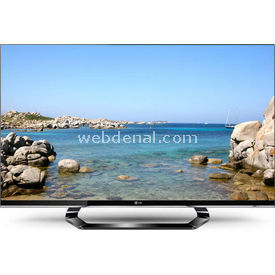 "Lg 55lm660s Led Tv 55"" 140cm Full Hd 400hz 4xhdmi Usb Smart 3d Wifi"