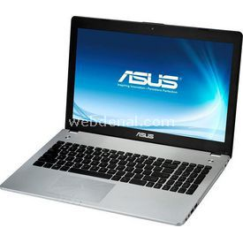 "Asus N56vz-s4400d I7-3630 8 Gb 1 Tb 4 Gb Vga 15.6"" Freedos (full Hd)"