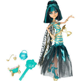 Monster High CLEO DE NİLE CADILAR BAYRAMI PARTİSİ resim