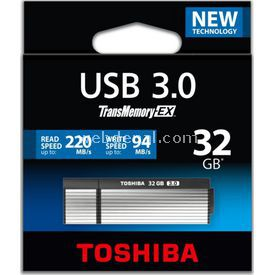 Toshiba 32gb Usb 3.0 Flash Disk