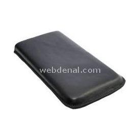 I-Techgear 8680697060161 Samsung S5610 K Uyumlu Çekmeli Kılıf Siyah resim