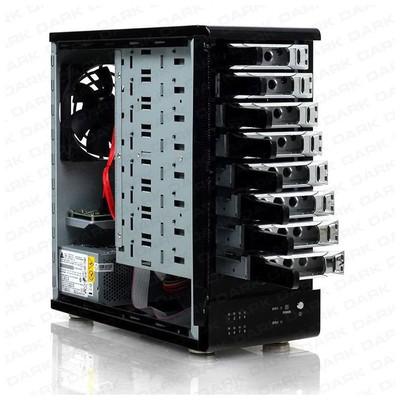 Dark DK-AC-DSX81U3 8 Disk Destekli ,StoreX.D80 ,USB 3.0 Hot Swap Disk Kulesi resim