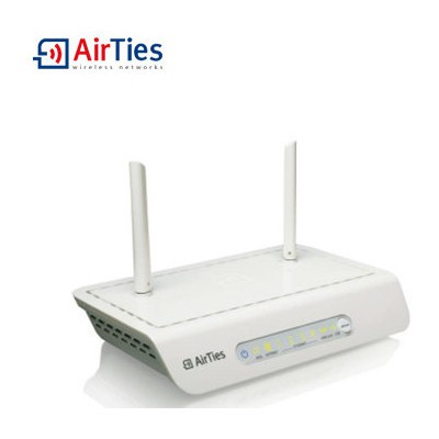 Airties Air-5453 300mbps Wi-fi Adsl2+ 4port Router