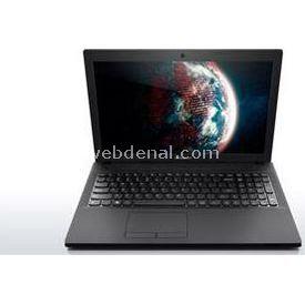 """Lenovo Ideapad G500 59-390105 I3-3110m 4 Gb 500 Gb + 8 Gb 2 Gb Vga 15.6"""" Win 8 resim"""