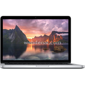 "Apple Macbook Pro Retina Me865tu-a I5-2.4 Ghz 8 Gb 256 Gb 13.3"" Mac Os resim"