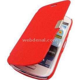 SAMSUNG İ8190 GALAXY S3 MİNİ MIKNATISLI (KIRMIZI) Cep Telefonu
