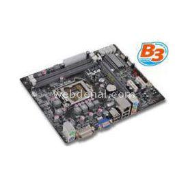 Ecs -H61H2-M2 SC-1155,H61,SES,LAN,VGA,SATA,DDR3 1333 resim