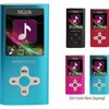 Resim: GOLDMASTER 224 4GB MP4 PLAYER 1.8 - PEMBE