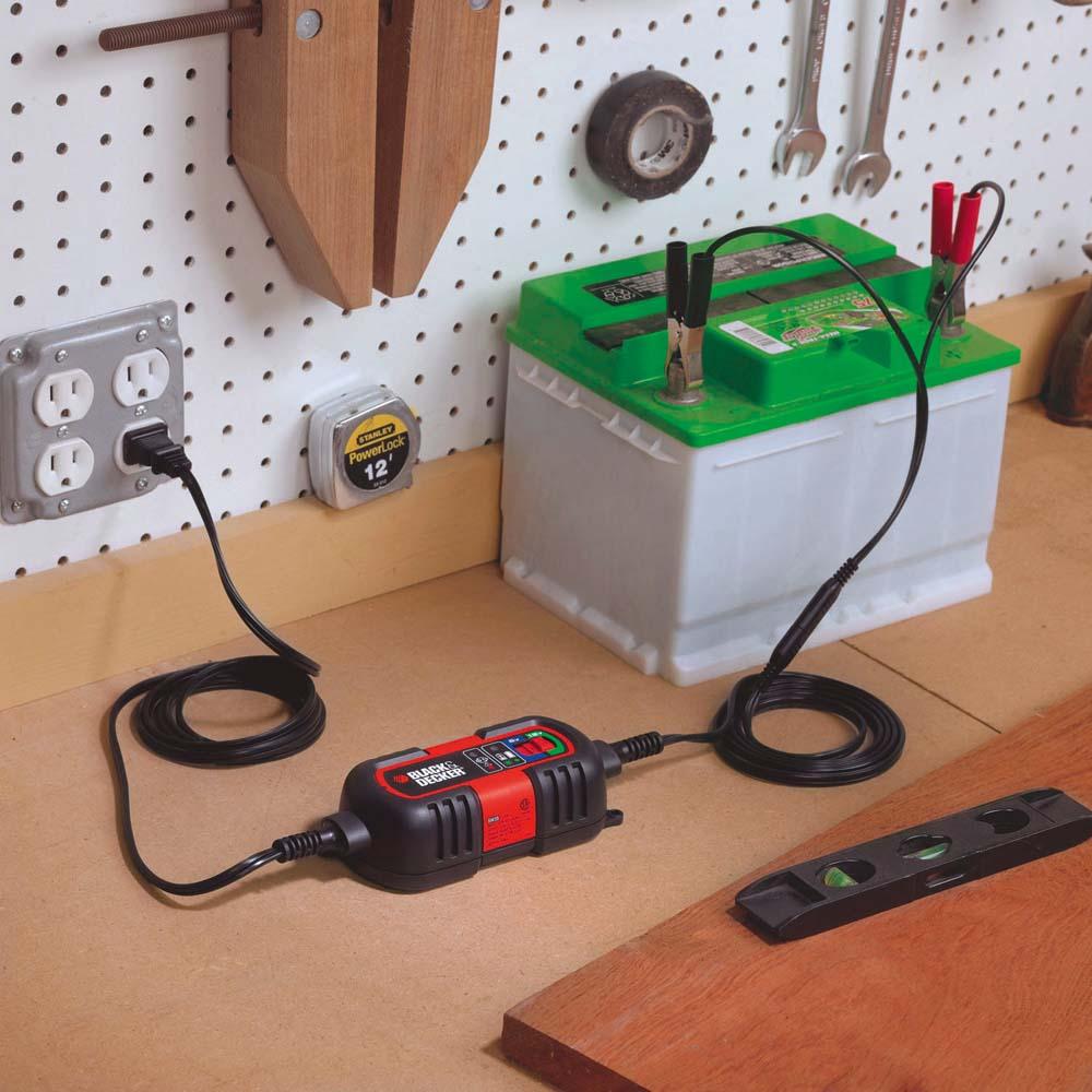 Как сделать зарядник для автомобильного аккумулятора своими