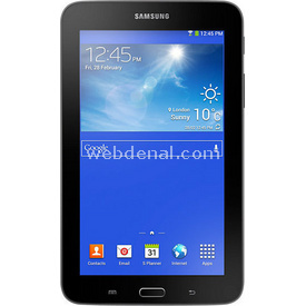 Samsung Galaxt Tab 3 Lite SM-T113 Siyah