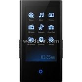 "Samsung Yp-p2qb Siyah, 2 Gb, Mpeg4, Fm, Bluetooth, 3.0"" Renkli Lcd Ekran, Mp3 Player"