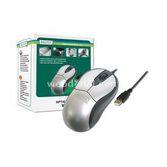 Assmann Digitus Kablolu Optik Mouse, Usb, Siyah/gümüş, 3 Düğmeli Ve Scroll Tekerlekli