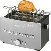 Team Kalorik To 16 Çörek Isitma Rafli Ekmek Kizartma Makinesi