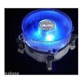 Akasa Ak-cce-7103ep Cce-7103ep Corei5,775 Uyumlu 12cm Mavi Led Pwm Fan Soğutucu