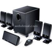 Edifier Multimedya Serisi M1550 26w Rws 5.1 Ses Sistemi