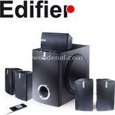 Edifier Multimedia Series M3500, 64w Rms, 5.1 Ses Sistemi