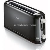 Philips Hd 2569/20 Geniş Plakali Ekmek Kizartma Makinesi