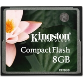 Kingston 8gb Compact Flash Kart (cf/8gb)