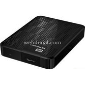 "Western Digital Wdbbep0010bbk-eesn My Passport 1tb 2.5"" Usb3.0/2.0 Siyah"
