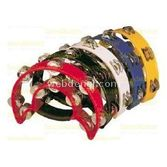 Maxtone Power -2 Tambourine Safe Jingles Color Check