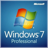 Microsoft Ms Oem Windows 7 Professional, Ingilizce, 64 Bit, Oem, Sp1, Fqc-04649