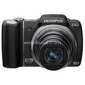 "Olympus Sz-10 14 Mp 3"" Lcd Ekran 18x Optik Zoom Fotoğraf Makinesi Siyah"