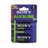 Sony Am1-b2a Alkalin Büyük Pil 2 Adet