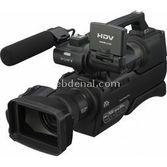Sony Hvr-hd1000e 10x Profesyonel Kamera