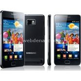Samsung i9100 Galaxy S2 Siyah