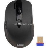 A4 Tech G10-650f-1 Kablosuz,nano Alıcılı,2000 Dpi,v-track Optik Mouse,siyah
